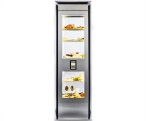 Cheese - cheese & ham display case - Iglu cold system