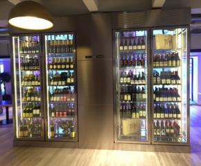 clarion-hotel-wine-cellar-display-cabinets-custom