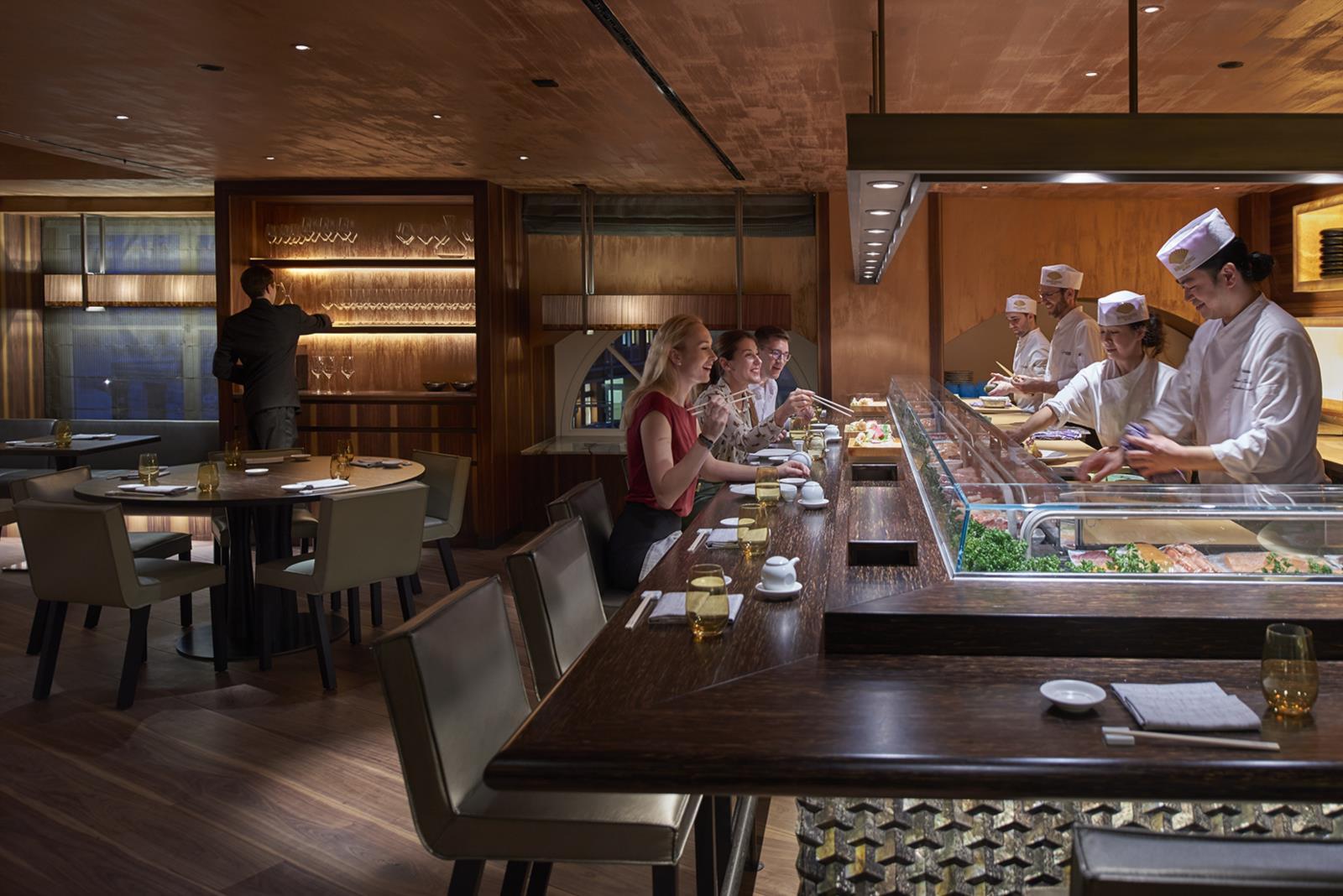 acheter populaire 9d24a f8684 Nobu Matsuhisa Restaurant at Mandarin Oriental Munich